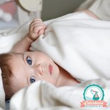 Nijntje Luiertaart jongen 3-laags blauw met opdruk baby-naam_